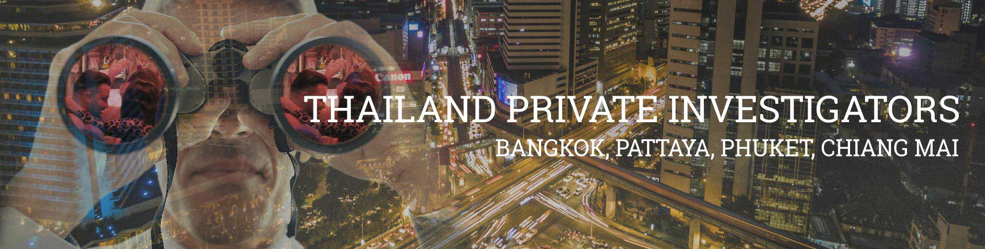 Thailand Private Investigator